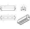Светодиодный промышленный светильник FBL 07-35-850-Г60